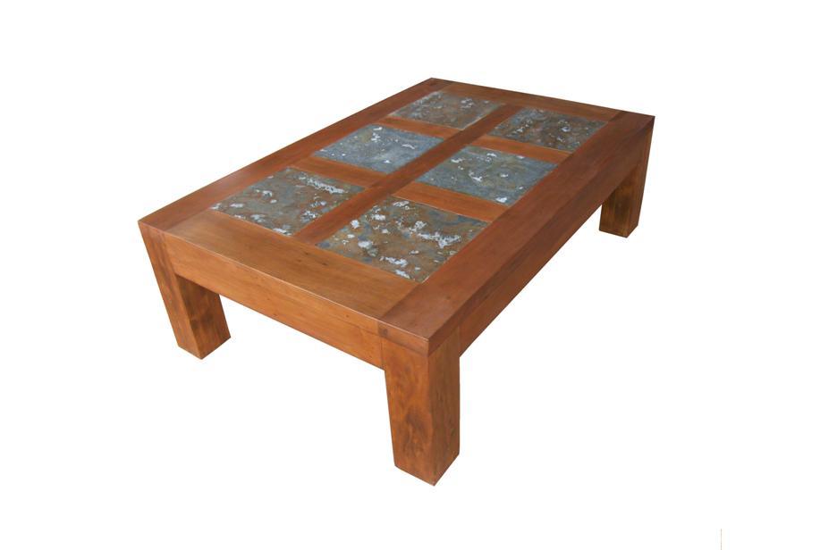 Muebles monteroble calidad en muebles de roble - Mesas de piedra ...